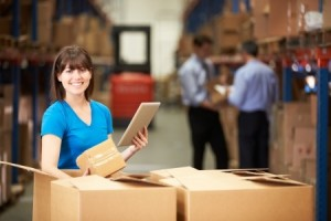 Small Business Logistics