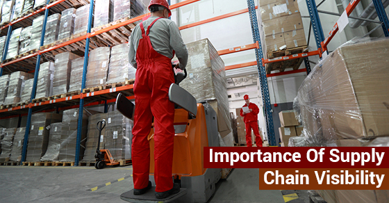 Importance Of Supply Chain Visibility