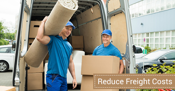 Reduce Freight Costs